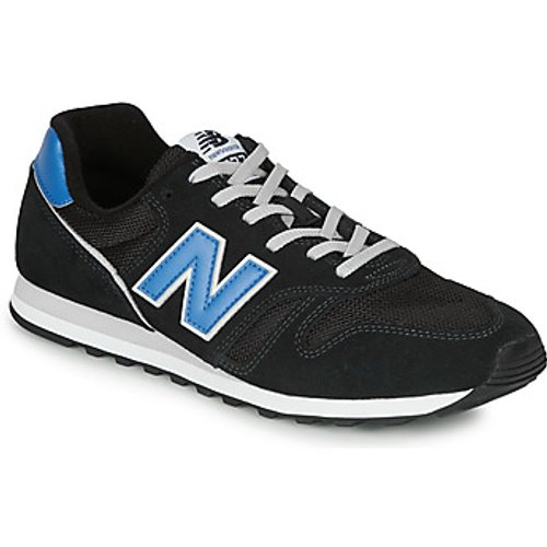 New Balance New Balance  373  men's Shoes (Trainers) in Black. Sizes available:6.5,8,9,9.5,10.5,7,8.5,11.5,7.5,10,11,12.5,6