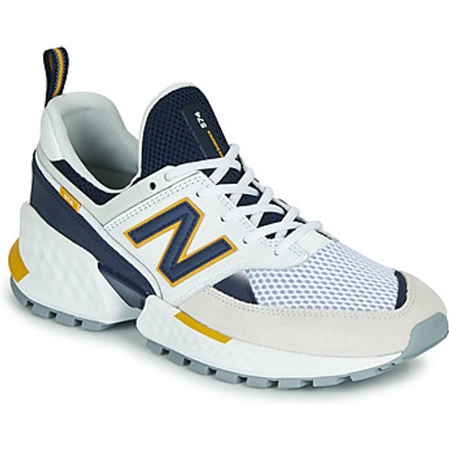 New Balance New Balance  574  men's Shoes (Trainers) in White. Sizes available:9,9.5,7,10