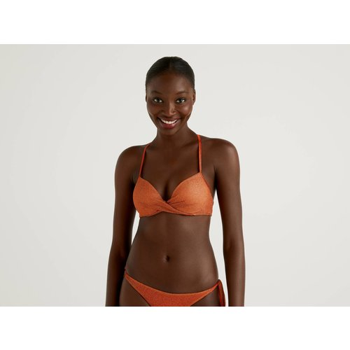 Benetton, Haut De Maillot Push-up Avec Lurex, taille L,  - United Colors of Benetton - Modalova