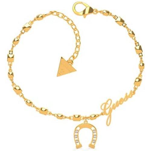 Bracelet Get Lucky Fer A Cheval - Guess - Modalova