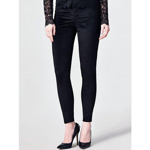 Pantalon Skinny Velours - Guess - Modalova