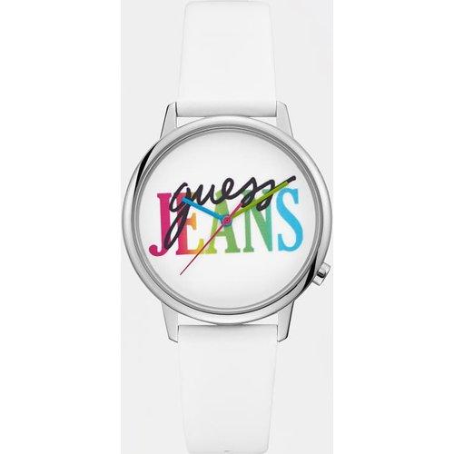 Montre Analogique Logo Multicolore - Guess - Modalova