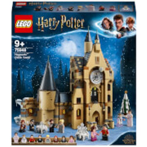 Save £10.00 - LEGO Harry Potter: Hogwarts Clock Tower (75948)
