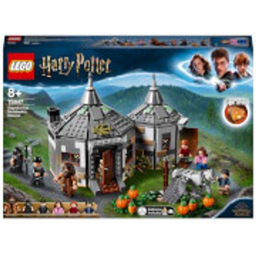 Save £7.00 - LEGO Harry Potter: Hagrid's Hut Hippogriff Rescue Set (75947)