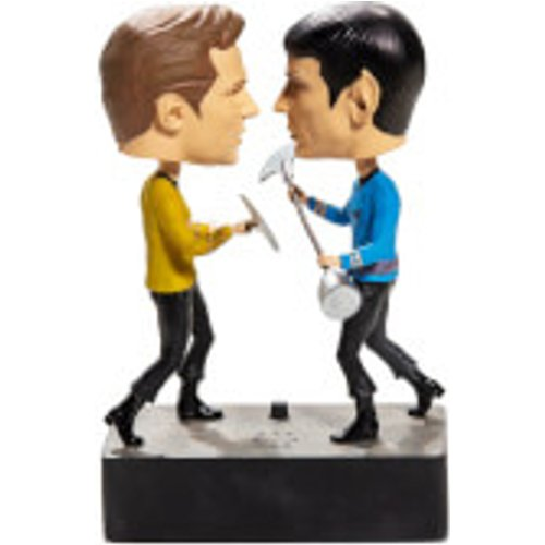 60% Off Star Trek Amok Time Kirk vs. Spock Bobble Heads