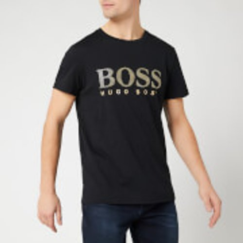 Boss Mens BOSS Special Logo T-Shirt -  Black