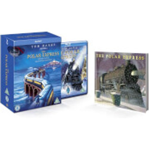 Save £8.00 - The Polar Express Limited Edition Film & Book Collection