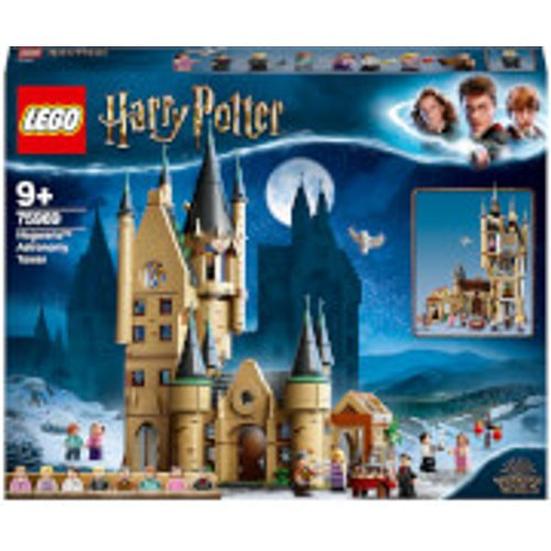 Save £23.70 - LEGO Harry Potter: Astronomy Tower (75969)