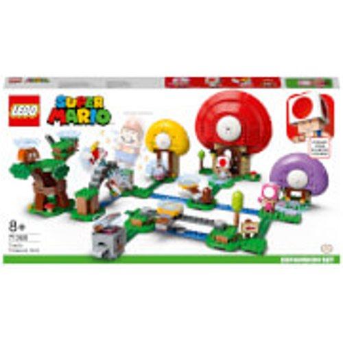 Save £11.00 - LEGO Super Mario Toad's Treasure Hunt Expansion Set (71368)