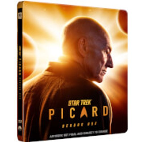 Save 30% - Star Trek Picard Season 1 - Limited Edition Steelbook