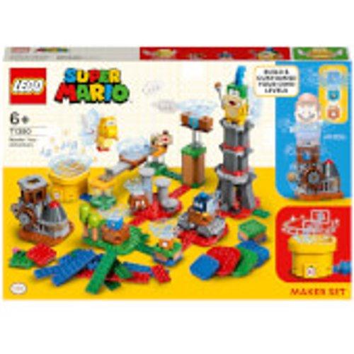 Save £9.99 - LEGO Super Mario: Master Your Adventure Maker Set (71380)