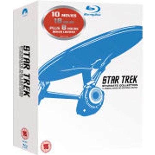 Save 53% - Star Trek 1-10 - Remastered Box Set