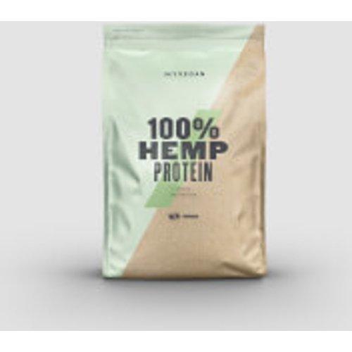 Hemp Protein Powder - 2.5kg - Unflavoured