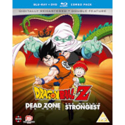HALF PRICE! Dragon Ball Z Movie Collection One: Dead Zone/The World's Strongest