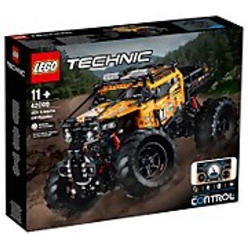 Save £50.04 - LEGO Technic: Control+ 4x4 X-treme Off-Roader Truck Set (42099)