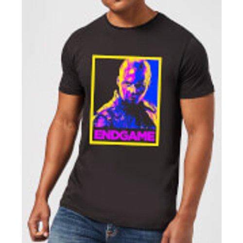 Marvel Avengers Endgame Nebula Poster Men's T-Shirt - Black - M - Black
