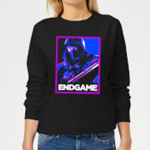 Marvel Avengers Endgame Ronin Poster Women's Sweatshirt - Black - XL - Black