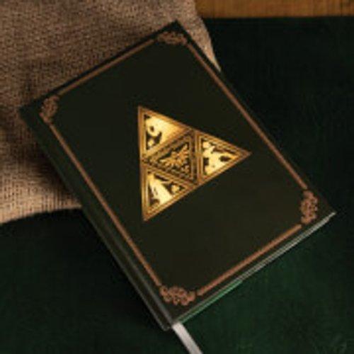 Triforce Light Up Notebook