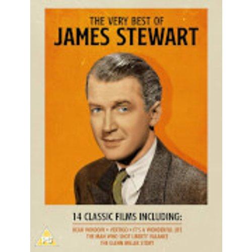 Save 76% - James Stewart 14 Film Collection