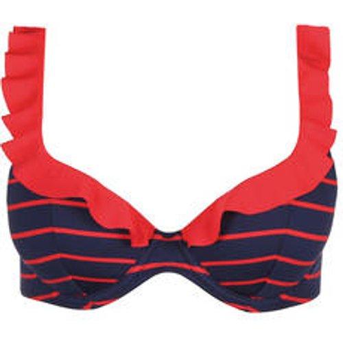 Haut de maillot de bain rembourré forme coeur Celine - MARIE JO - Modalova