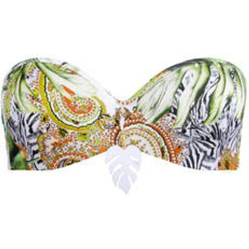 Haut de maillot de bain bandeau coques Féérie Tropicale - LISE CHARMEL - Modalova