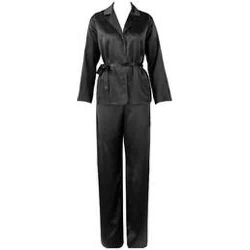 MARJOLAINE pyjama en soie Soie Unie - MARJOLAINE - Modalova