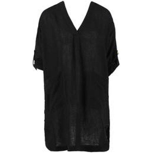 Robe de plage courte en coton Beachwear - Seafolly - Modalova