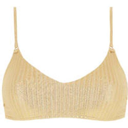 Haut de maillot de bain brassière sans armatures Vienna Golden Girl - Melissa Odabash - Modalova