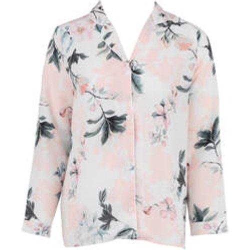Chemise de pyjama Nufit Garden - MAISON LEJABY - Modalova