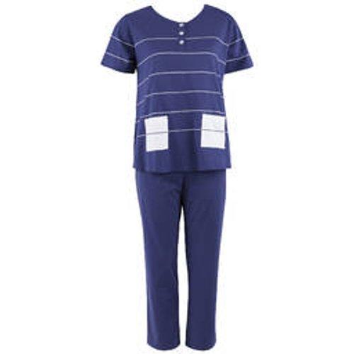 CANAT pyjama en coton Lagune - CANAT - Modalova