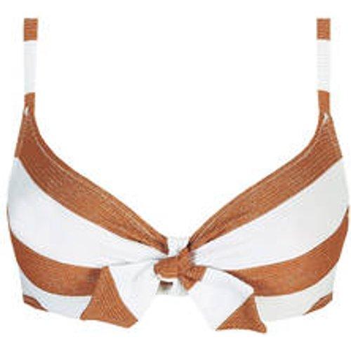Haut de maillot de bain emboitant armatures Fernanda - MARIE JO - Modalova