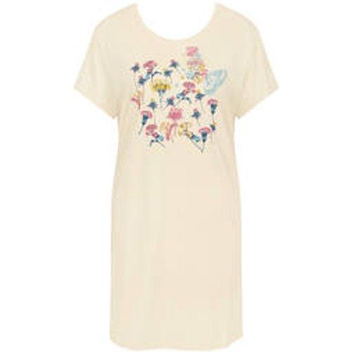 Chemise de nuit en coton Lounge Me Cotton - Triumph - Modalova