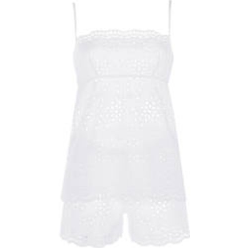 Pyjama short en coton Nathalie - Valery - Modalova