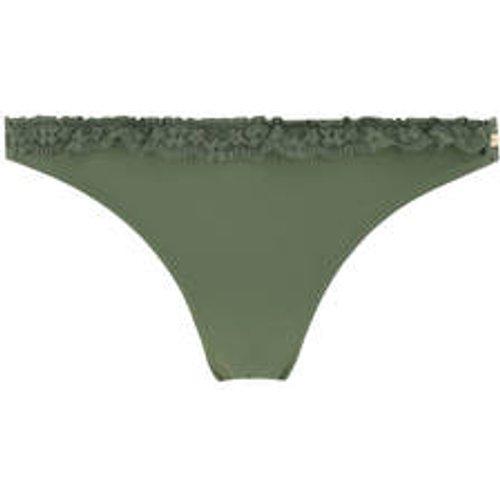 Bas de maillot de bain slip froufrou frilly St Barth - SORAYA - Modalova