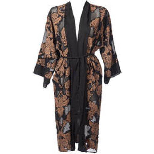 VALERY kimono Prestige Gold Luxury - Valery - Modalova