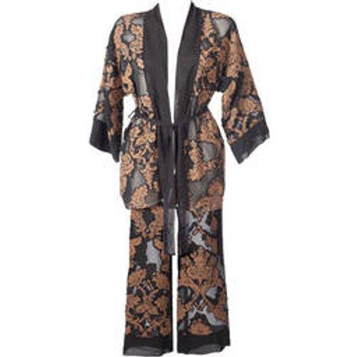 VALERY pyjama Prestige Gold Luxury - Valery - Modalova