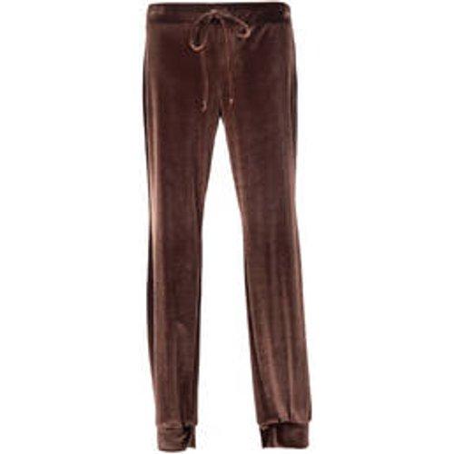 Pantalon ajusté Istanbul en velours Homewear - Valery - Modalova
