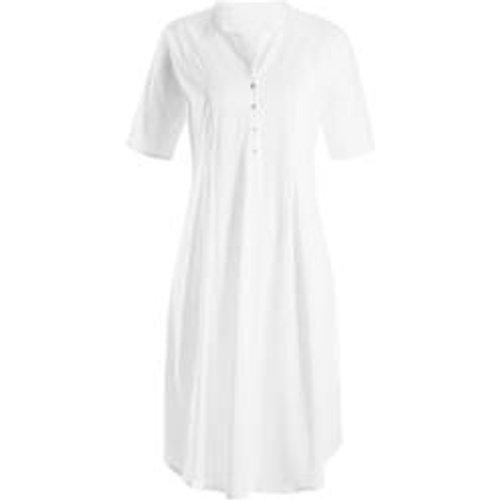 Chemise de nuit en coton Cotton Deluxe - Hanro - Modalova