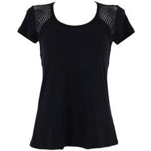 T-shirt manches courtes Tressage Graphic - ANTIGEL - Modalova