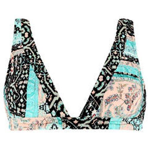 Haut de maillot de bain triangle Morrocan Moon - Seafolly - Modalova