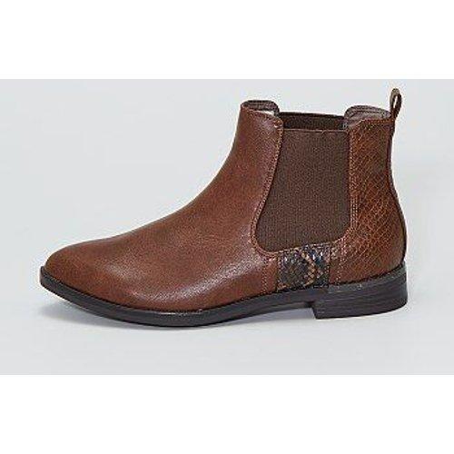 Boots type 'chelsea' - Kiabi - Modalova