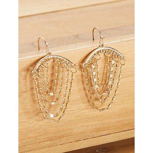 Boucles d'oreilles pendantes - Kiabi - Modalova