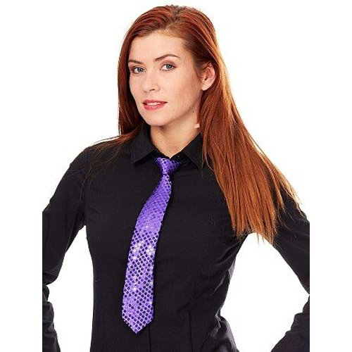 Cravate à sequins - Kiabi - Modalova