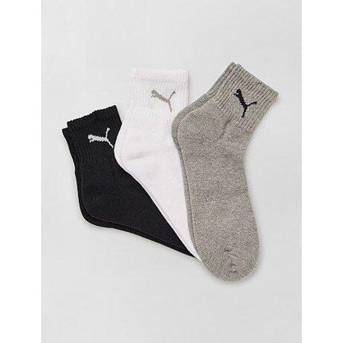 Lot de 3 paires de chaussettes hautes '' - Puma - Modalova