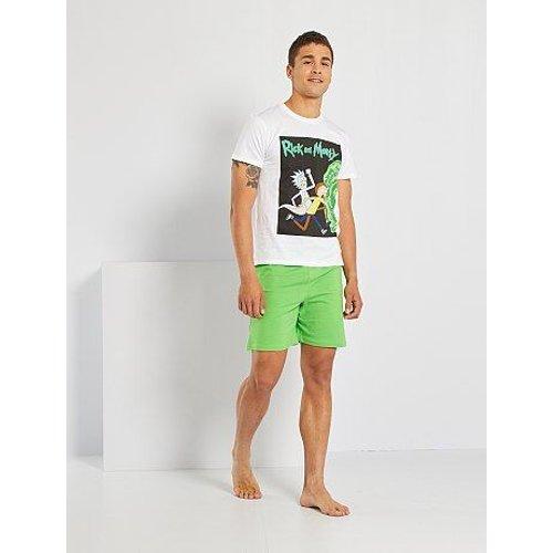 Pyjama 'Rick et Morty' - Rick et Morty - Modalova