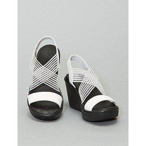 Sandales compensées 'Skechers' - Skechers - Modalova