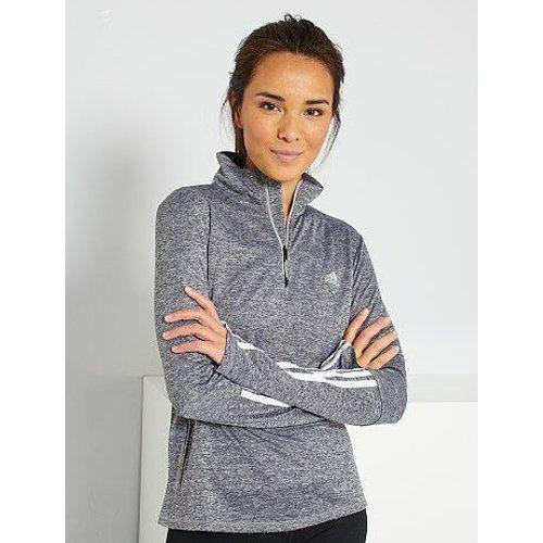 T-shirt 'adidas' de sport chiné - Adidas - Modalova