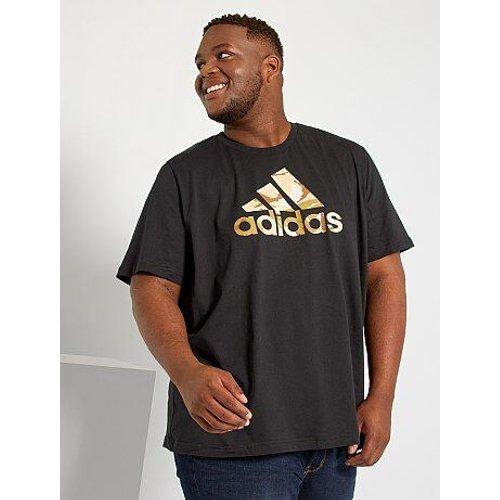 T-shirt 'adidas' logo camouflage - Adidas - Modalova
