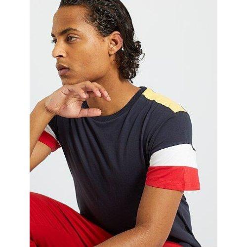 T-shirt color block - Produkt - Modalova