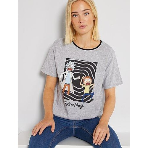 T-shirt 'Rick et Morty' - Rick et Morty - Modalova